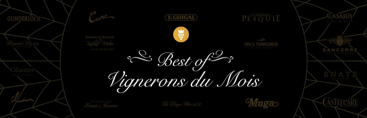 Best Of Vignerons du Mois