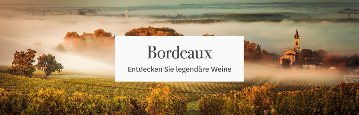 Bordeaux Weingberge