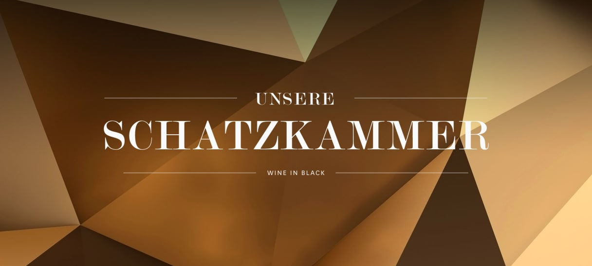 Wine in Black Schatzkammer