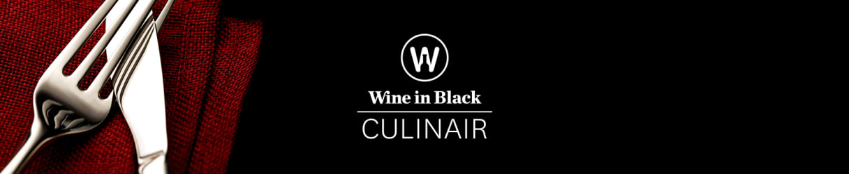 Wine in Black Culinair
