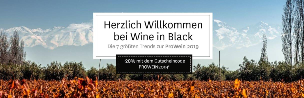 Trends zur ProWein 2019