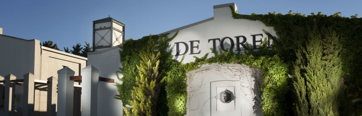 De Toren Private Cellar Weingut