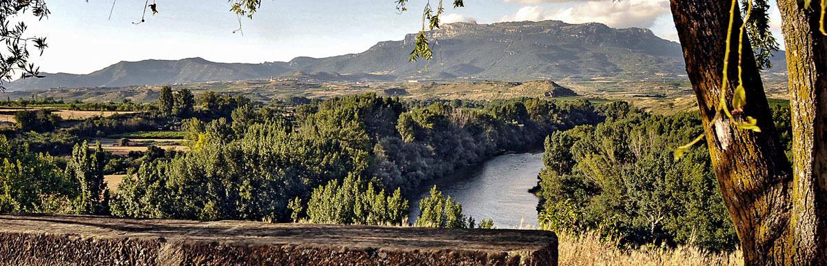 Finca La Emperatriz - Landschaft mit Fluss