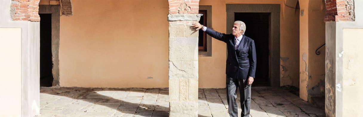 Tenuta Sette Ponti - Winzer Alberto Moretti