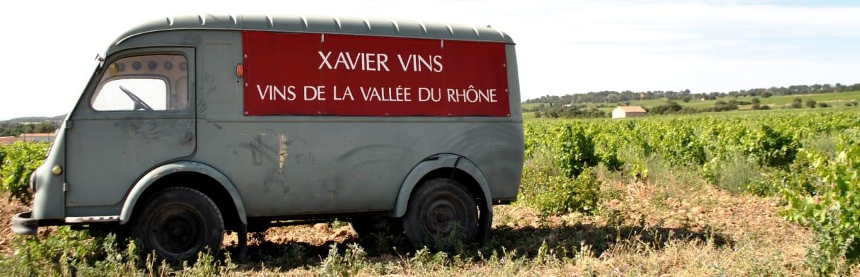 Xavier Vins Weingut