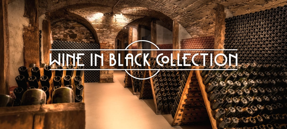 Wine in Black Collection