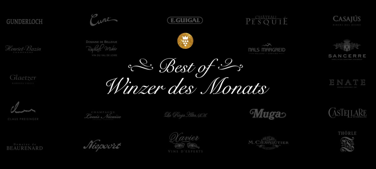 Wine in Black Winzer des Monats Favoriten