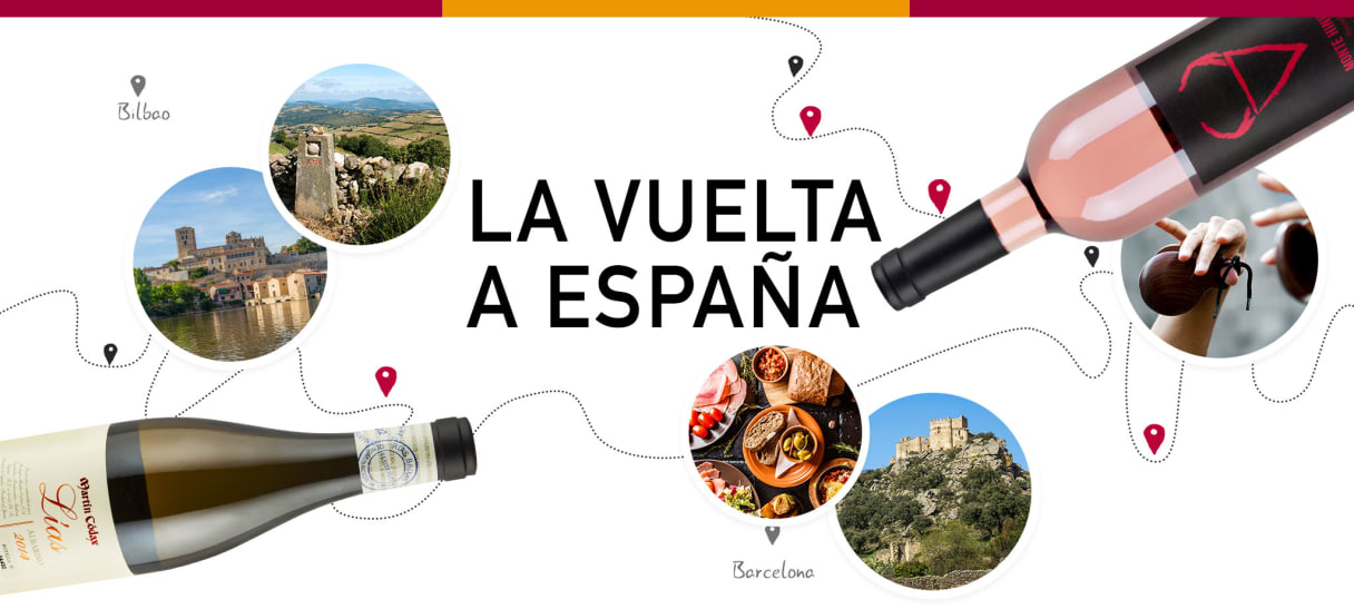 Spanien-Rundreise bei Wine in Black