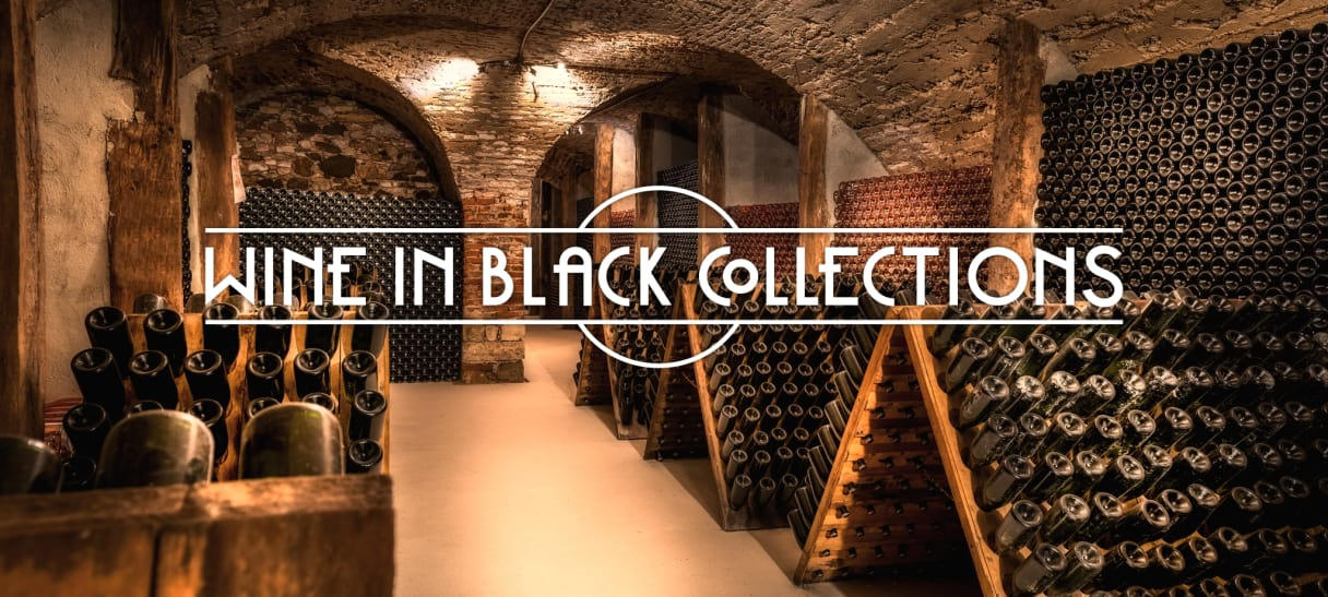 Wine in Black Collections