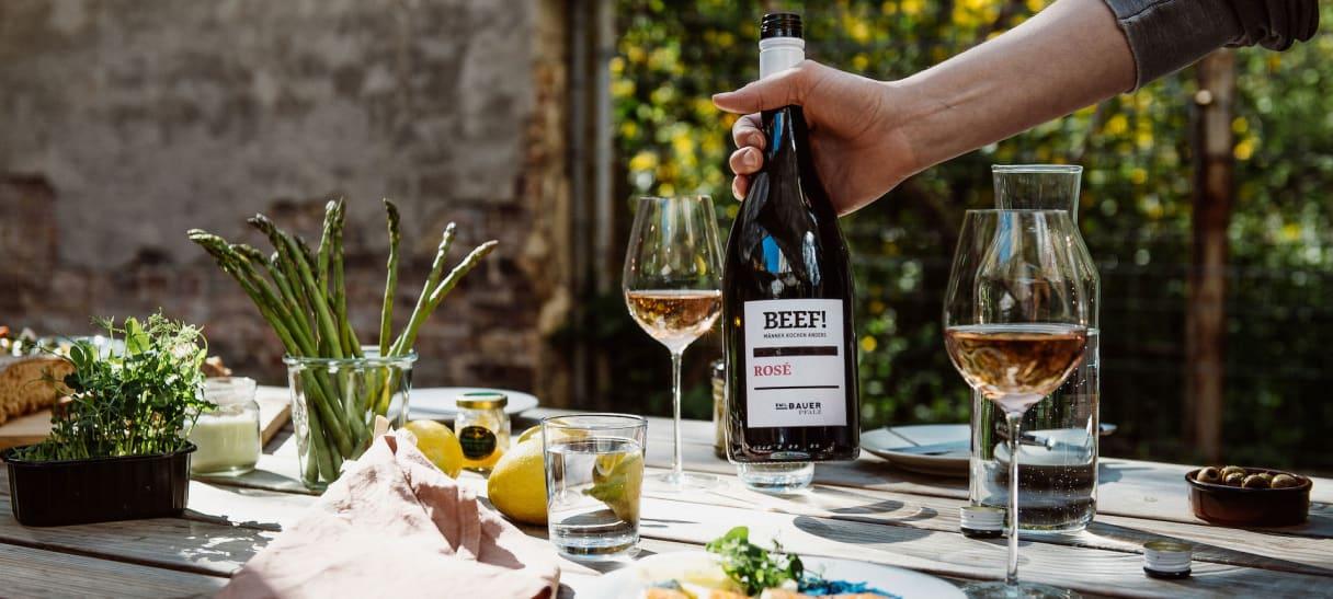 BEEF Rosé Wein 2019 - Pinot Noir