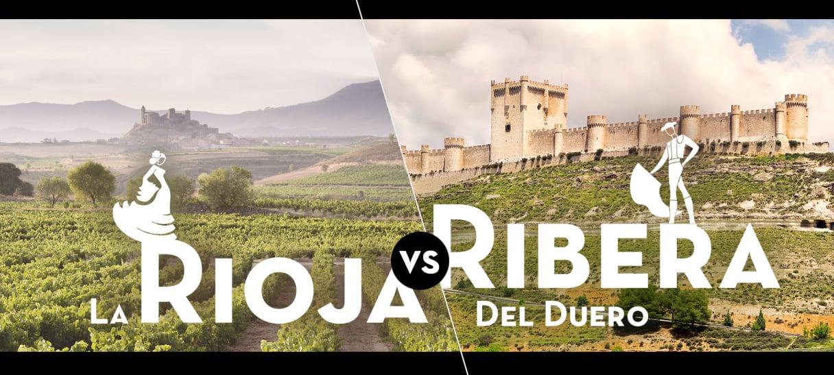 Rioja vs. Ribera