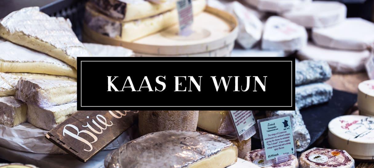 Wijnen voor bij kaas