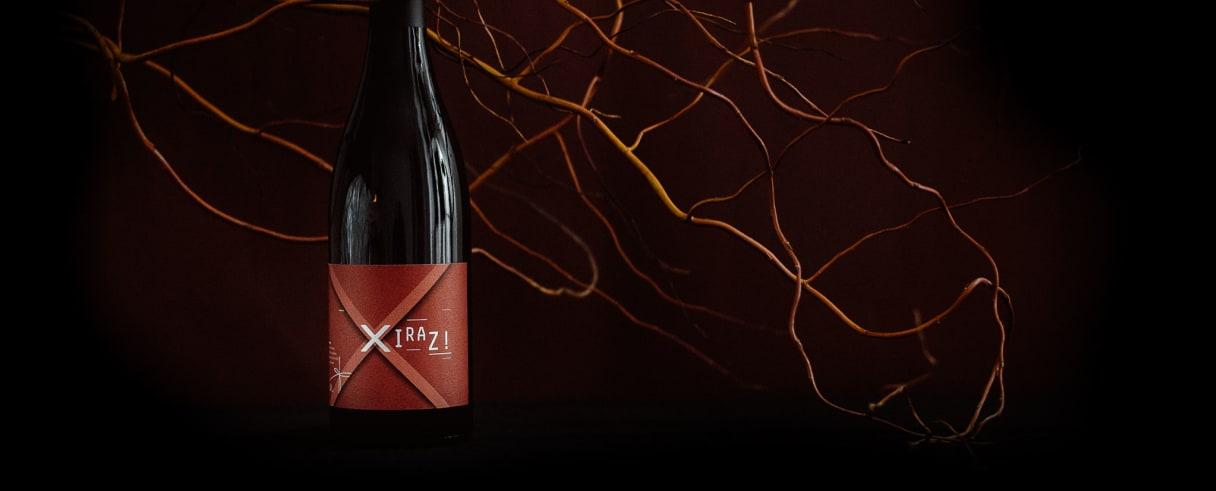 Xiraz! Wein von der Rhône