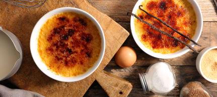 Crème brûlée & Sauternes