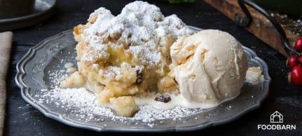Apfel-Birnen-Crumble