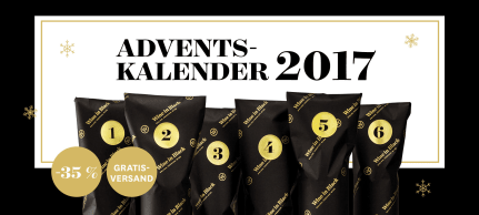 Der Wine in Black-Adventskalender 2017