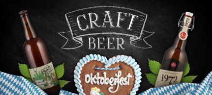 Craft Beer bei Wine in Black