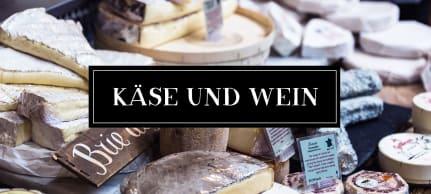 Käse & Wein Foodpairing