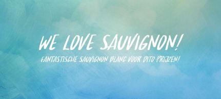 Sauvignon blanc, my love