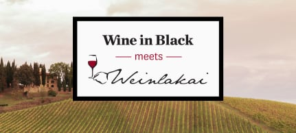 Wine in Black meets Weinlakai
