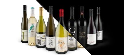 Ontdek onze wijnpakketten