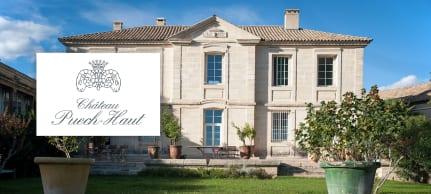 Wijngoed van de maand -  Château Puech Haut