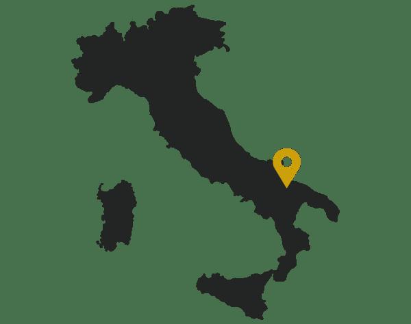 L'Azienda Vinicola Torrevento en Italië.