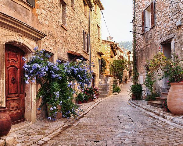 Rhône - Altstadtgässchen
