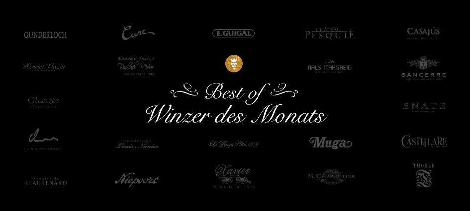 Wine in Black Winzer des Monats Favoriten