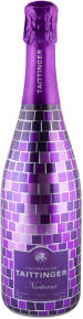 Champagne Taittinger 'Nocturne' Sec Purple Nights Edition