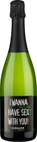 Emil Bauer Riesling Brut 'I Wanna Have Riesling Se(x)kt With You!'