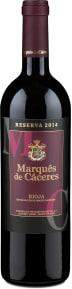 Marqués de Cáceres Rioja Reserva 2014