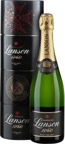 Champagne Lanson 'Black Label' Brut - Twist Pack