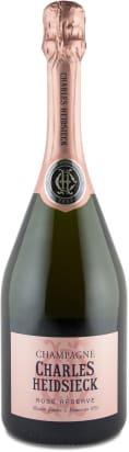 Champagne Charles Heidsieck 'Rosé Réserve' Brut