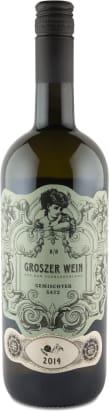 Groszer Wein aus dem Südburgenland 'Gemischter Satz' von 2014