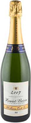 Champagne Henriet-Bazin 'Millésime Carte Or' Premier Cru Brut 2007