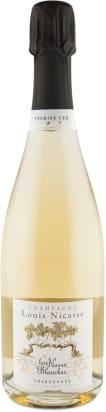 Champagne Louis Nicaise 'Les Noces Blanches' Blanc de Blancs Brut