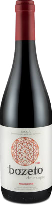 Bodegas Exopto 'Bozeto de exopto' Rioja 2013