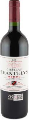 Château Chantelys 'Cru Bourgeois' Médoc 2010