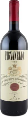 Antinori 'Tignanello' Toscana 2012
