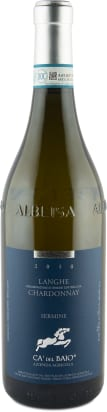 Ca'del Baio Chardonnay Langhe 'Sermine' 2014