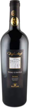 Cantine Paolini Nero d'Avola 'Baglio Amafi' Sicilia 2012