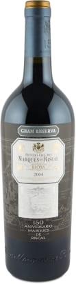 Marqués de Riscal Rioja Gran Reserva '150 Aniversario' 2004