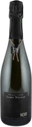Champagne Louis Nicaise Premier Cru 'Noir' Blanc de Noirs Brut