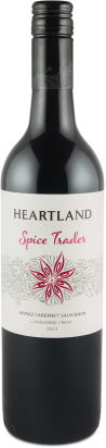 Ben Glaetzer's Heartland Shiraz-Cabernet Sauvignon 'Spice Trader' 2013