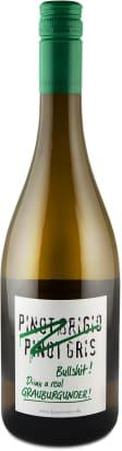 Emil Bauer 'Pinot Grigio, Pinot Gris, Bullshit' Drink real Grauburgunder 2015