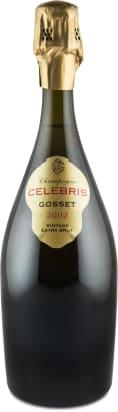 Champagne Gosset 'Celebris' Vintage Extra Brut 2002
