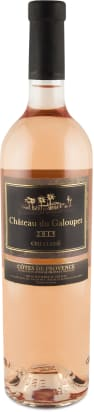 Château du Galoupet Cru Classé Rosé Côtes de Provence 2015