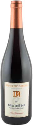 Dauvergne Ranvier 'Vin Gourmand' Côtes-du-Rhône 2014
