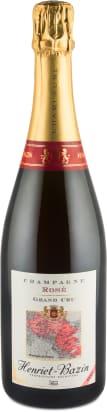 Champagne Henriet-Bazin Rosé Grand Cru Brut